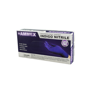 Ammex Nitrile Gloves